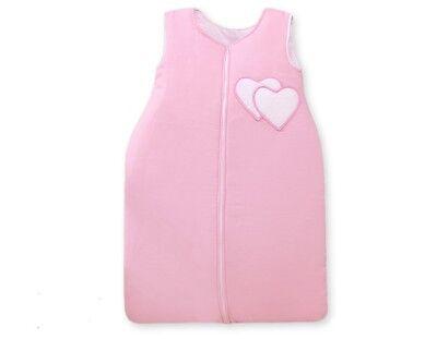 ten Baby Schlafsack Herzchen Herz 70,80cm Viele Farben Neu (Neue Jahre Farben)