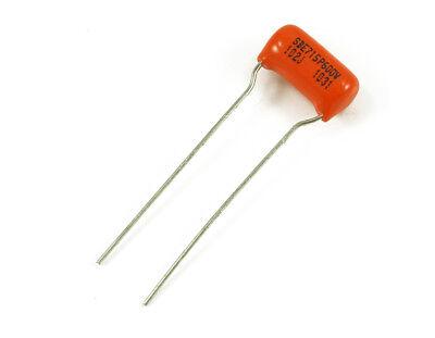 Genuine Sprague Orange Drop Tone Capacitor .001 uF (Orange Drop Capacitor)