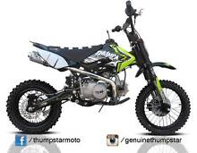 Thumpstar TSX 125cc LE |Kid's Bike|Trail Bike|Pit Bike|Mini Bike Morley Bayswater Area Preview
