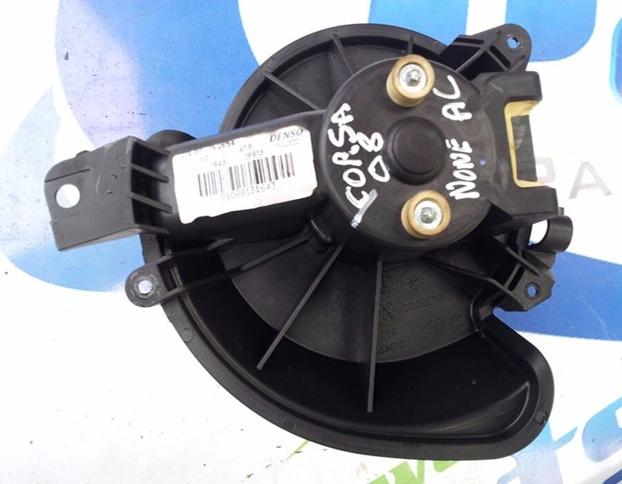 VAUXHALL CORSA D HEATER FAN GENUINE USED FULLY TESTED 09 10 11 12 REG