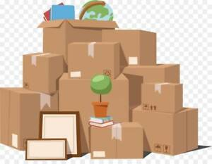 SEARCHING FOR FREE MOVING BOXES