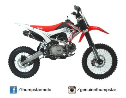 THUMPSTAR TSX125 BIG WHEEL, Kid's bike, trail bike, pit bike Morley Bayswater Area Preview