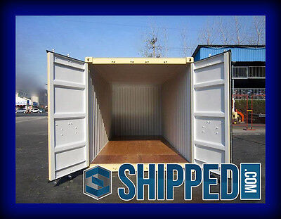 NEW 20'FT SHIPPING CONTAINER FOR Old folks' STORAGE & COMMERCIAL CARGO in OAKLAND, CA