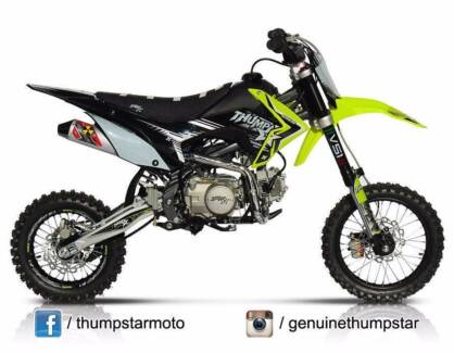 125cc THUMPSTAR TSX - NEW  $1299 BUILT/SERVICED READY TO RIDE