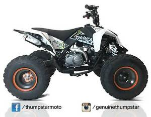 Thumpstar ATV 125cc | Cheap Quads | Four Wheeler Morley Bayswater Area Preview