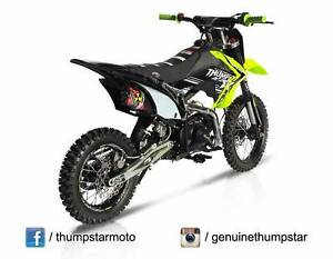 2016 Thumpstar TSB 110 | Dirt | Pit | Trail | Kids Bike Morley Bayswater Area Preview