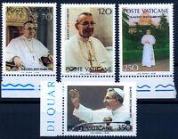 Vaticano 1978: Paolo 1° Serie Completa Bordo Di Foglio (e) -  - ebay.it