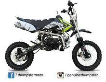 THUMPSTAR 125cc | Dirt | Pit Bike | Offroad | Motorcycle | MX Morley Bayswater Area Preview