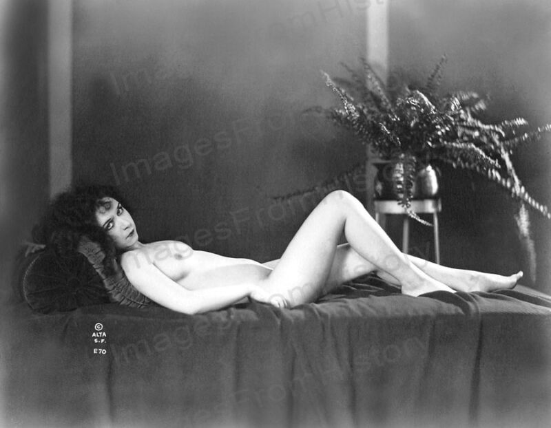 8x10 Print Laura La Plante Provocative Risque Pose 1923 by Xan Stark #LLAA