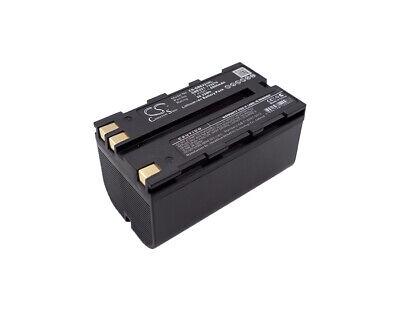 Battery For Leica Geomax Zba200 Zba400 Atx1200 Flexline Total Stations Gps900