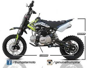 2016 Thumpstar TSX125LE ON FLOOR STOCK CLEARANCE SALE NOW ! Coconut Grove Darwin City Preview