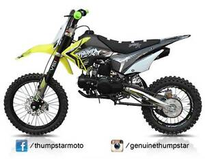 2016 Thumpstar TSB 125 BW 3D| Dirt | Pit | Trail | Kids Bike Morley Bayswater Area Preview