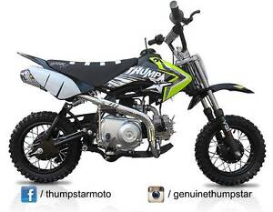 Thumpstar TSB 70cc | Pit Bike | Dirt Off Road | Motorbike Morley Bayswater Area Preview