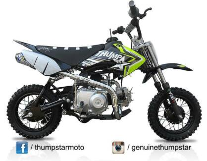Thumpstar TSB 70cc | Pit Bike | Dirt Off Road | Motorbike