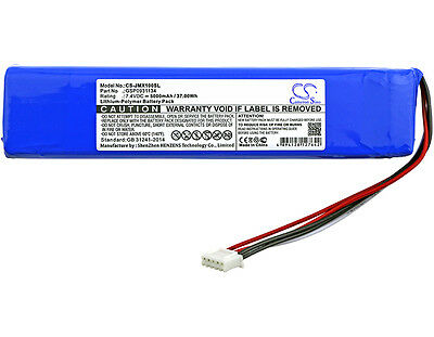 GSP0931134 Battery for JBL JBLXTREME, Xtreme ( 5000 mAh )