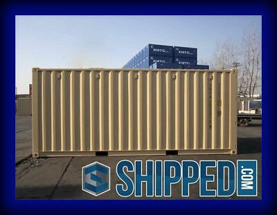 SHIPPING SALE!! NEW 20FT CONTAINER / STORAGE UNIT FOR SALE in Provo, UT