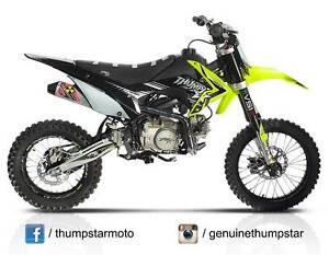 Thumpstar TSX 140 BW | Motorbike | Pit Bike | Cheap Dirt bike Morley Bayswater Area Preview