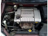 Mitsubishi Space Wagon 2.4 GDI Engine Breaking For Parts (2002)