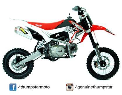 THUMPSTAR TSX 125, Kid's bike, trail bike, pit bike, mini bike Morley Bayswater Area Preview