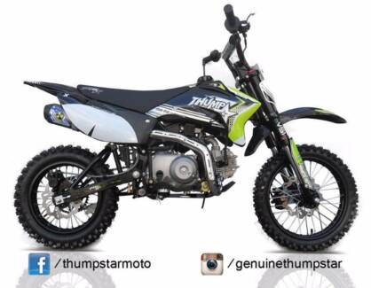 THUMPSTAR 110cc TSK - NEW  2017  $1299