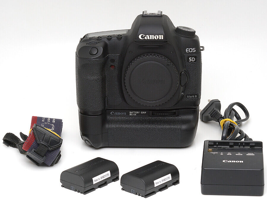 Canon EOS 5D Mark II Canon BGE6