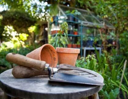 Greensleaves Gardening Services.