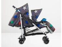 Costatto Double Buggy