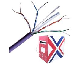 111m of CAT6 cable BT approved Ethernet