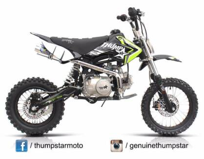 125cc THUMPSTAR  TSB  - NEW  $1099 BUILT/SERVICED READY TO RIDE