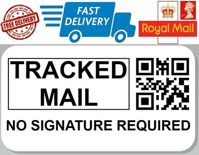 x200 Fake Tracking Labels QR Code Fake Tracked Mail