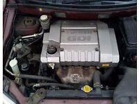 Mitsubishi Space Wagon 2.4 GDI Engine (2002)