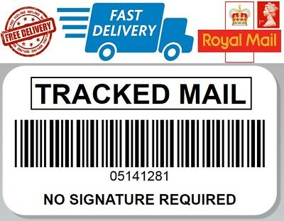 x200 Fake Tracking Labels Barcode Fake Tracked Mail
