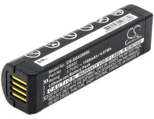 Battery For SHURE GLX-D Digital Wireless Systems, GLXD1, GLXD2 Free Shipping