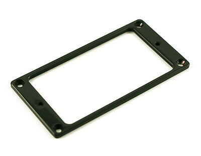 Used, METAL HUMBUCKER MOUNTING RING BLACK CHROME FITS IBANEZ S470 S540/RG RGA for sale  Cape Coral