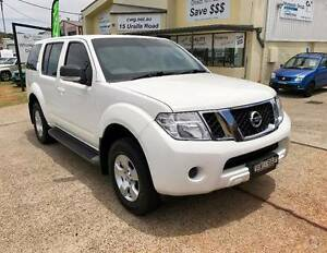 2011 Nissan Pathfinder Diesel Auto 7 Seater Wagon Port Macquarie Port Macquarie City Preview