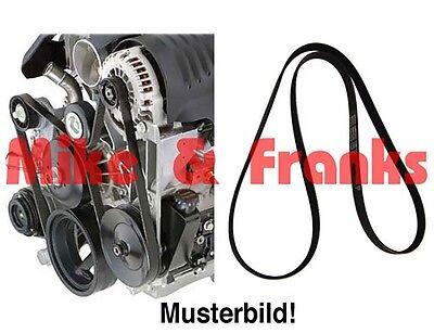 Flachriemen Keilriemen Ford Mustang GT 4,6L V8 05-09 Rippenriemen Multiriemen