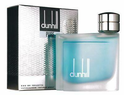 - DUNHILL PURE by Dunhill Cologne for Men 2.5 oz edt NEW in BOX
