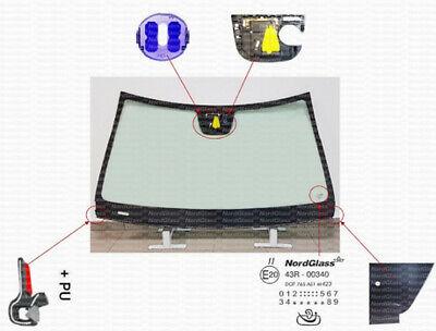 Mercedes C Kl W204 Windschutzscheibe Frontscheibe Regen-Licht-Beschlag Sensor