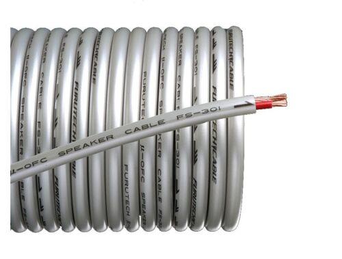 furutech fs 301 audio speaker cable 2x 5m a pair terminated ebay. Black Bedroom Furniture Sets. Home Design Ideas