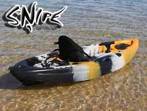 Snipe Angler Kayak Package New Not Used Traralgon Latrobe Valley Preview