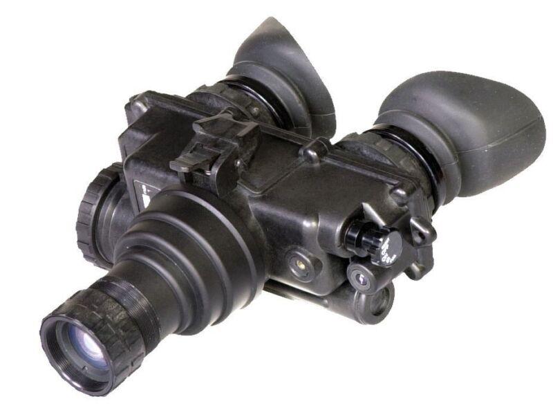 Atn Pvs 7-2 Night Vision Goggles, 40-45lp/mm Resolution Gen 2+ Nvgopvs720