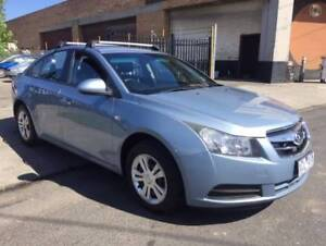 2009 Holden Cruze CD West Footscray Maribyrnong Area Preview