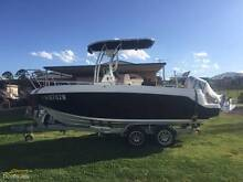 2013 ATOMIX 6 METER CENTRE CONSOLE  HONDA 225HP BOAT LIKE NEW Wetherill Park Fairfield Area Preview