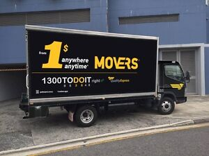 MOVERS - Quality Express Brisbane City Brisbane North West Preview
