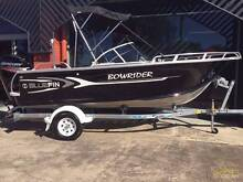 BLUEFIN 4.85 BOWRIDER Southport Gold Coast City Preview