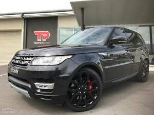 *LOOK JUST ARRIVED 2014 RANGE ROVER SPORT SDV8 H.S.E 4X4 WAGON* Hahndorf Mount Barker Area Preview