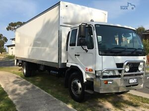 GREAT CONDITION !!! 2010 NISSAN UD PK10 PANTECH TRUCK!! Langwarrin Frankston Area Preview
