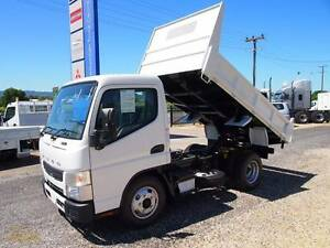 Self Drive Mini Tipper DRY Hire Eagle Farm Brisbane North East Preview