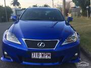 2012 Lexus IS250 F Sport Auto MY11 Spring Hill Brisbane North East Preview