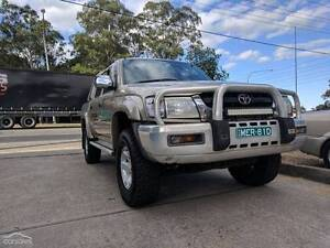 2002 Toyota Hilux Ute Greenfield Park Fairfield Area Preview